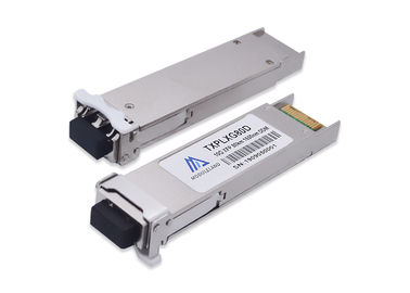 LC Connector 10Gbase ZR XFP 80km 1550nm Duplex Low Power Consumption